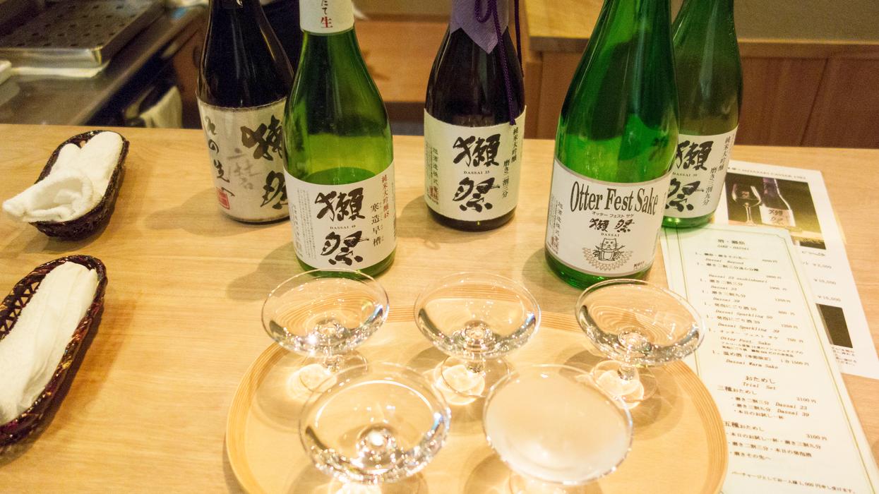 "Montreal Opening All-New ""Sake Bar"""