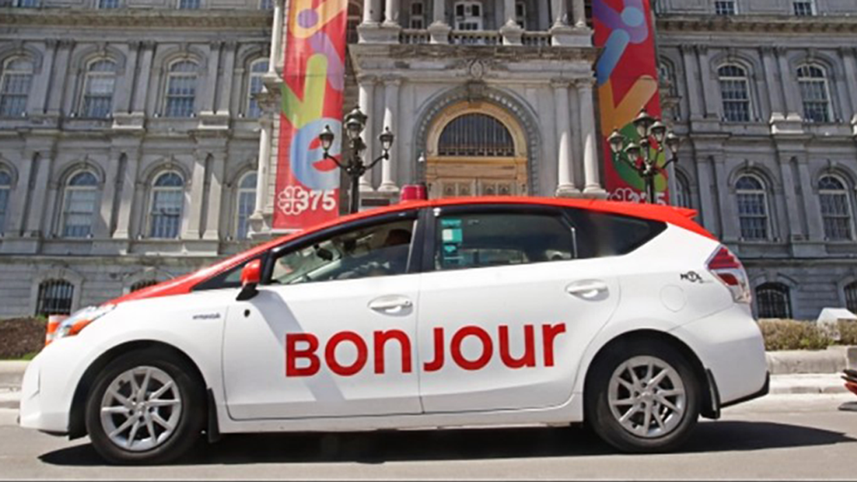 """Here's Why This Montreal Man Is Saying """"F*ck You"""" To Taxi Drivers"""