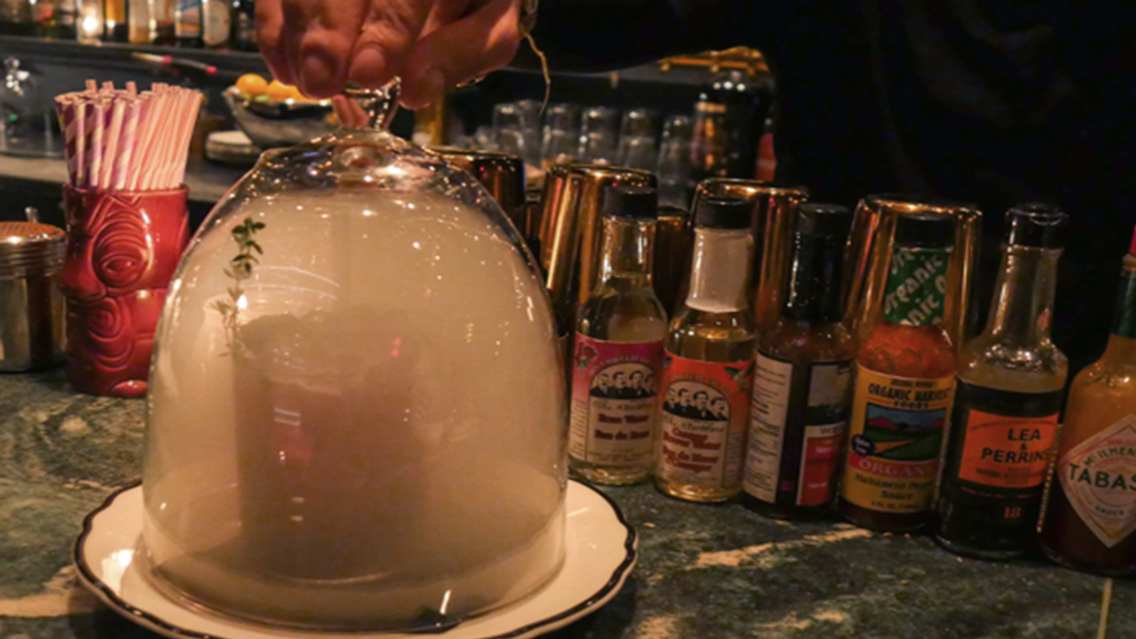 """This Montreal Bar Has A """"Harry Potter"""" Themed Cocktail And It's Freaking Magical"""