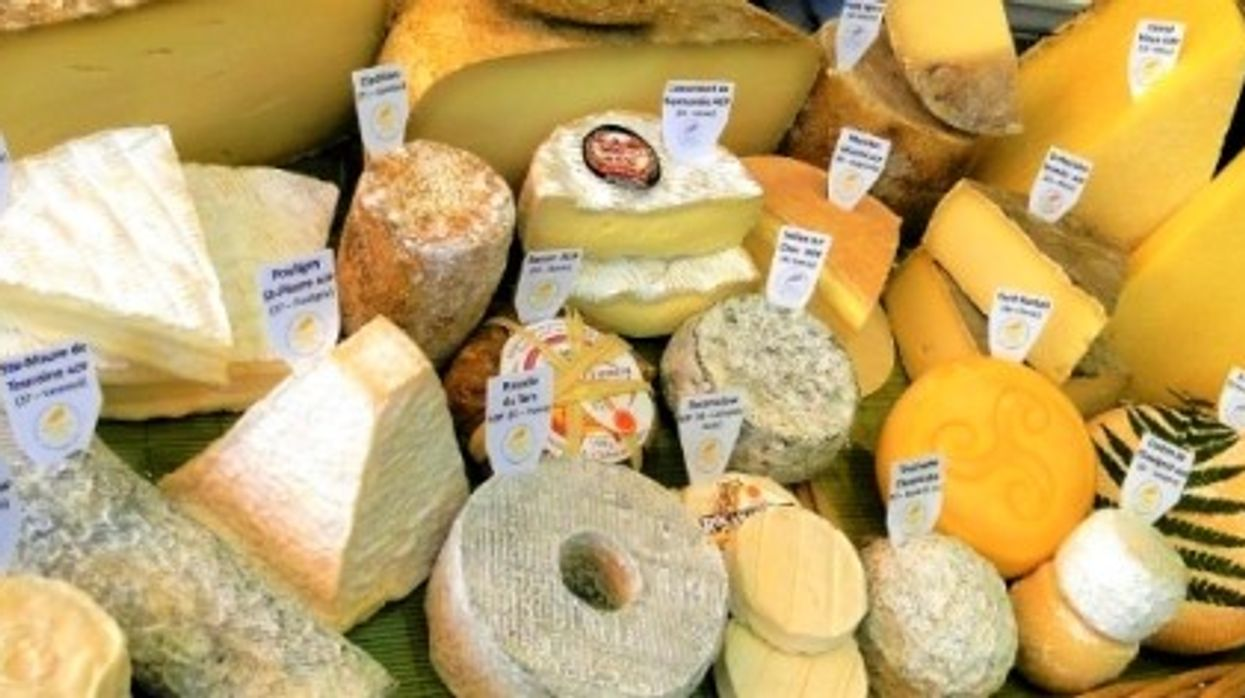 """Montreal Cheese Ranked """"Best In The World"""""""