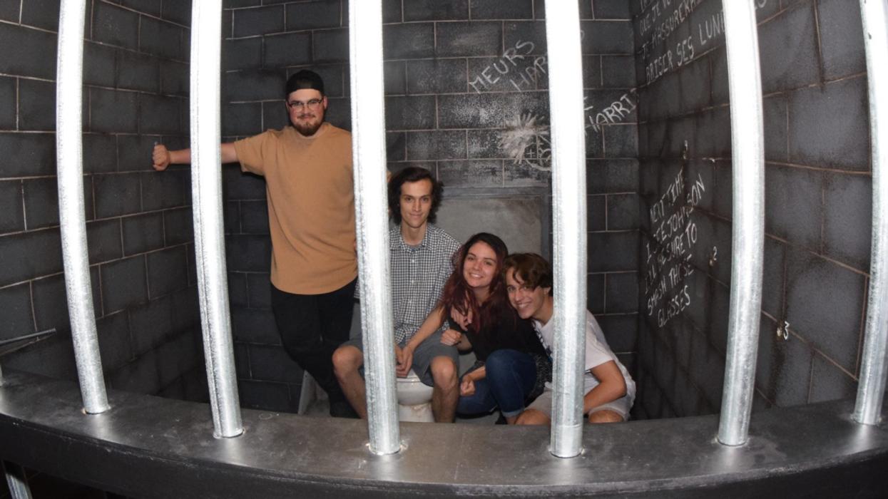 "Montreal Opens An All-New ""Prison Break"" Escape Room"