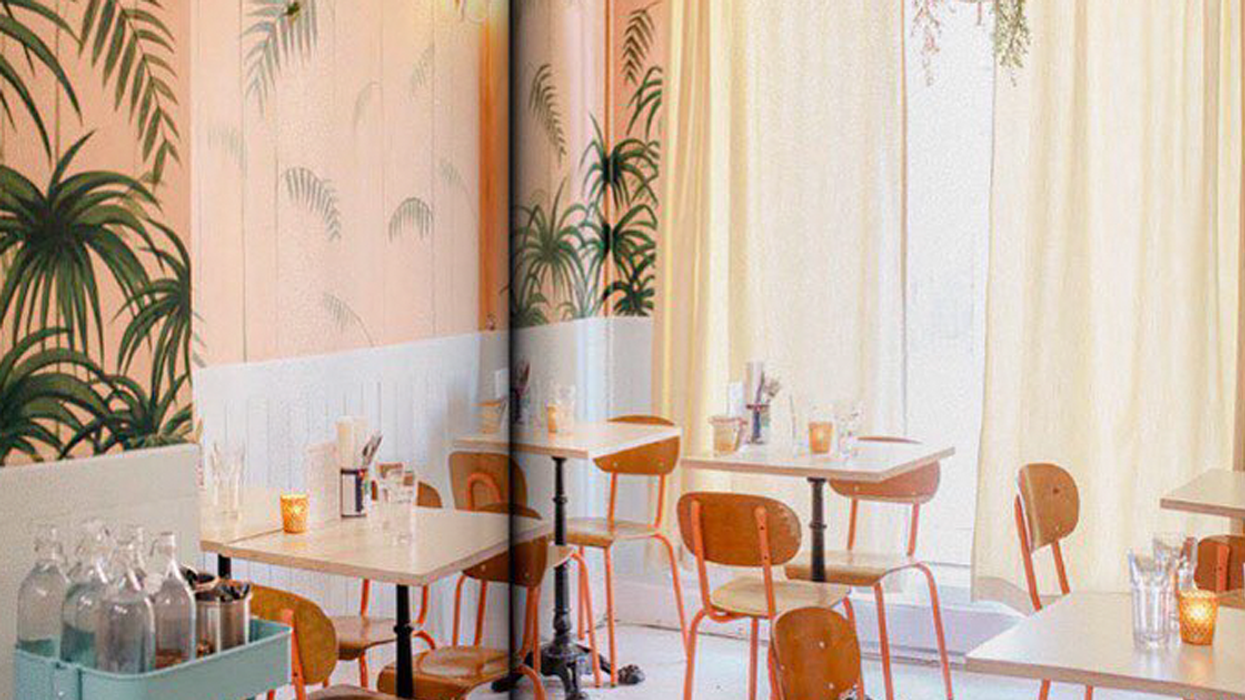 """This Montreal Restaurant Ranked """"Most Beautiful In The World"""""""