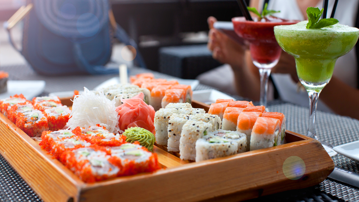 """Downtown Montreal Opens All-New """"Sushi Bar"""""""