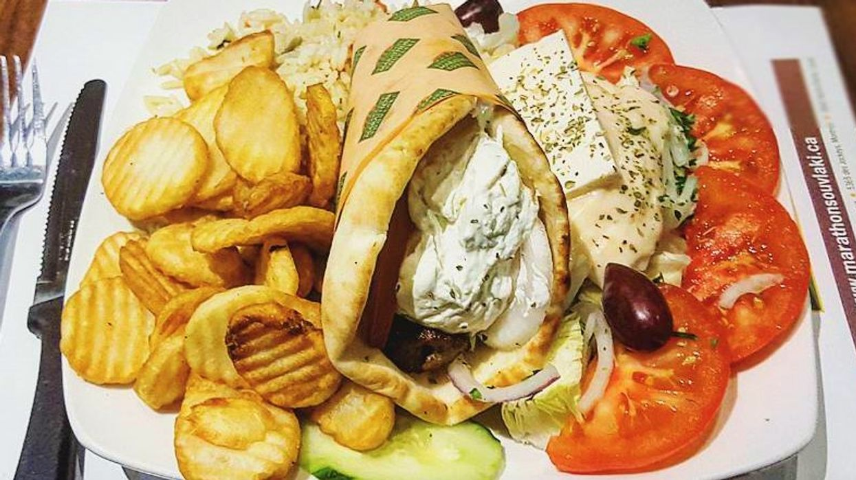 19 Best Montreal Greek Food Restaurants You Need To Eat At If You Haven't Already