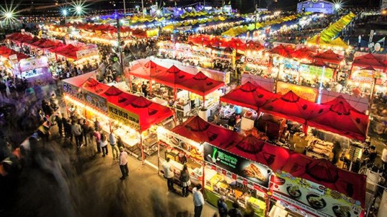 """Montreal Hosting First-Ever """"Asian Street Food"""" Festival"""