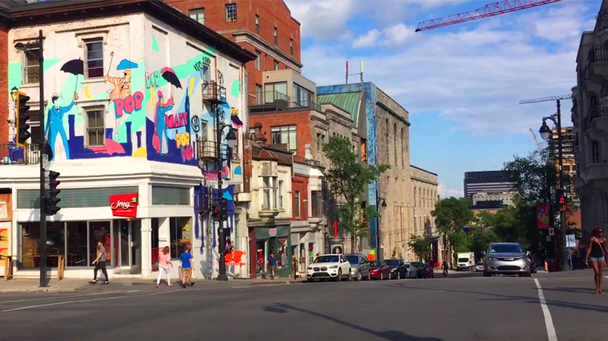 7 Days Of Montreal In 60 Seconds