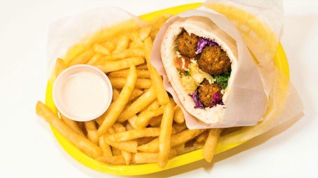 "Montreal Opens All-New ""Falafel"" Restaurant"