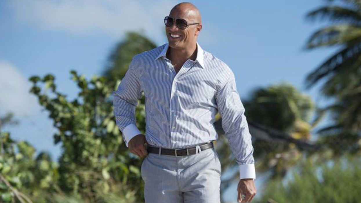 It's Official, Dwayne 'The Rock' Johnson Drafted To Run For President In 2020