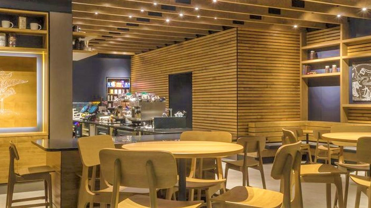 """This Montreal-Area Starbucks Ranked #1 """"Most Beautiful In The World"""""""