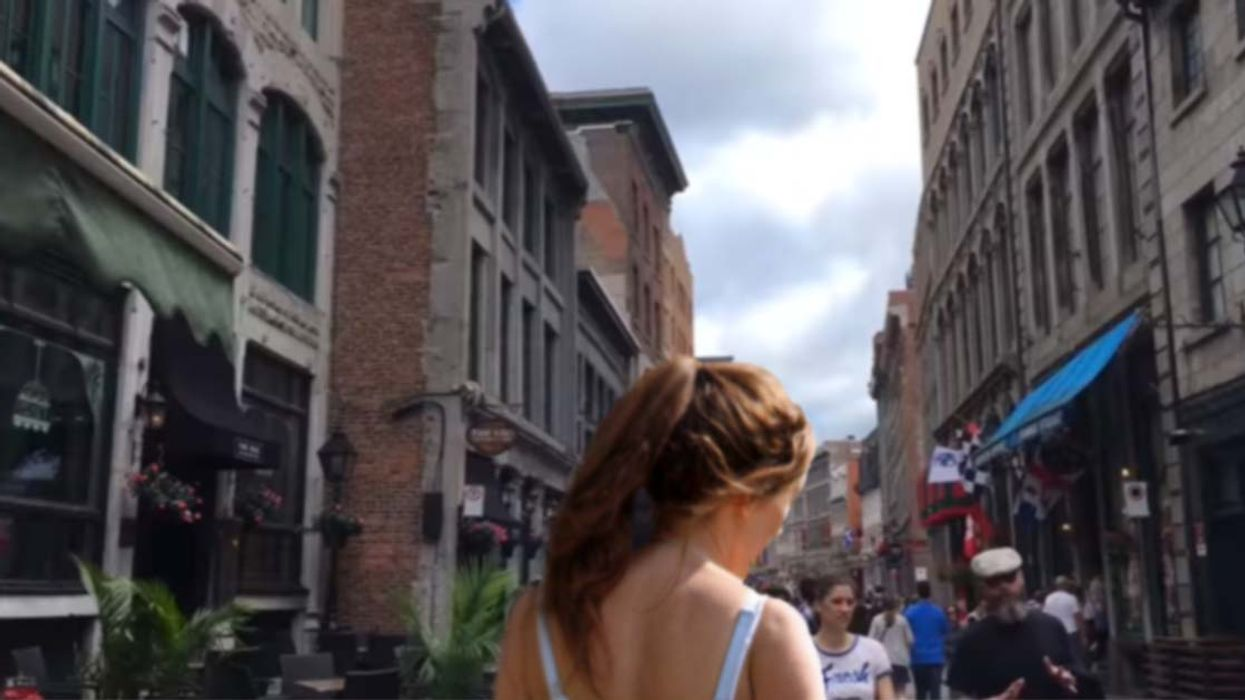This Video Of People From USA Visiting Montreal For First Time Is Simply Amazing
