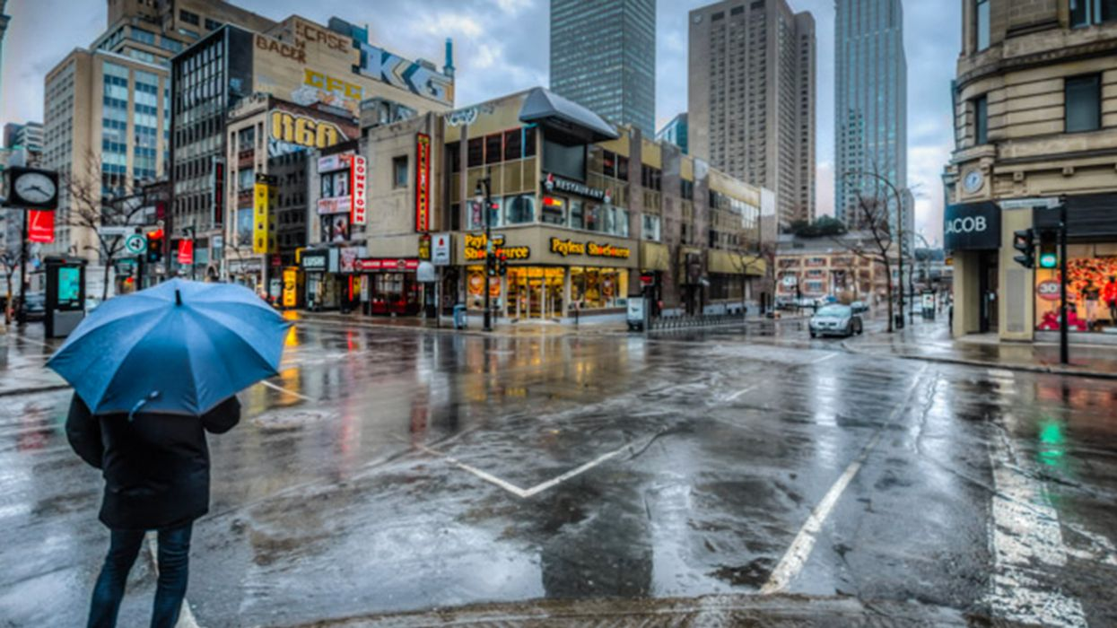 Here's Why It's Been Raining So Much In Montreal This Summer