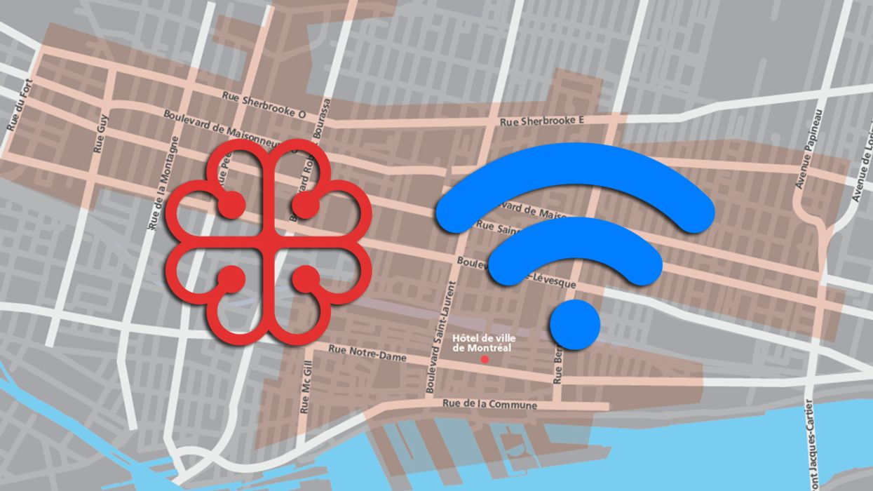 """This Is Montreal's All-New """"Free Wi-Fi Map"""", And How To Connect To It"""
