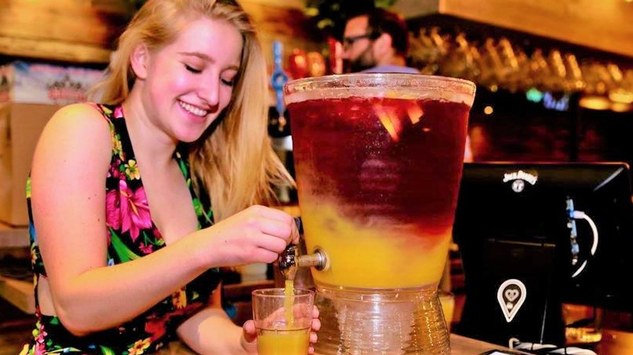 You Can Now Get 10L Sangria Pitchers In Montreal