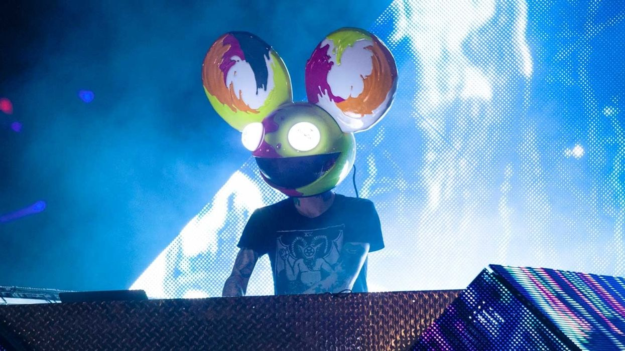It's Official, Deadmau5 Is Coming To Montreal
