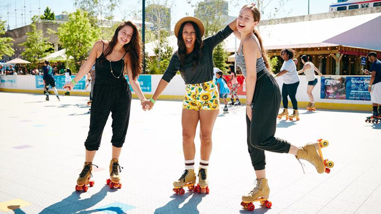 Montreal Is Hosting A Massive Rollerblading Party At Parc-Jean Drapeau This Summer