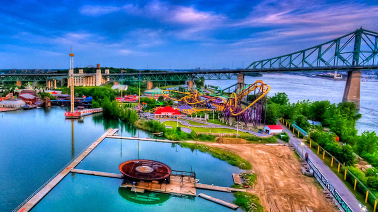 Montreal's La Ronde Announces Insane $40 Ticket Sale For Summer 2017