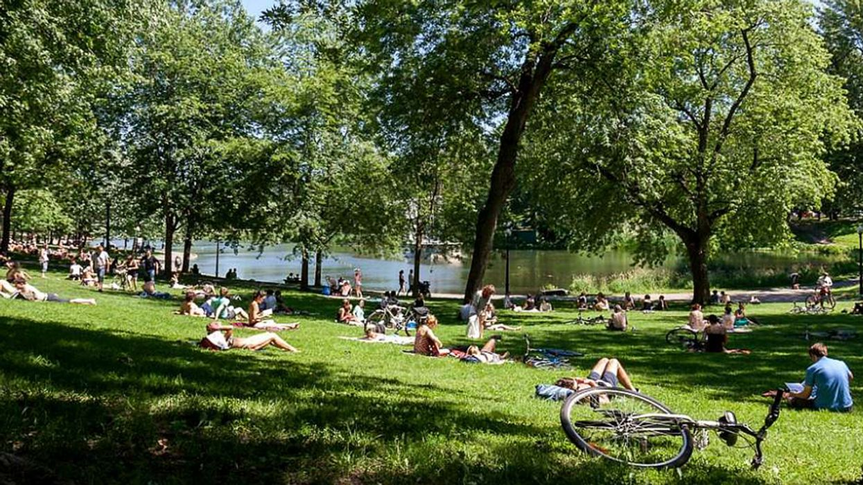 """Montreal Is About To Experience Its First """"Real Week"""" Of Summer"""