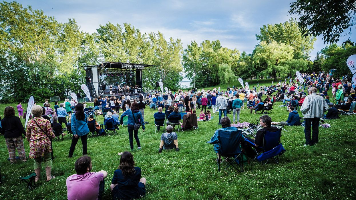 8 Free Shows You Don't Want To Miss Next Month In Montreal