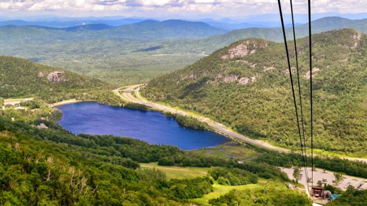 """The """"Mountainous View"""" Near Montreal You Need To See This Summer"""