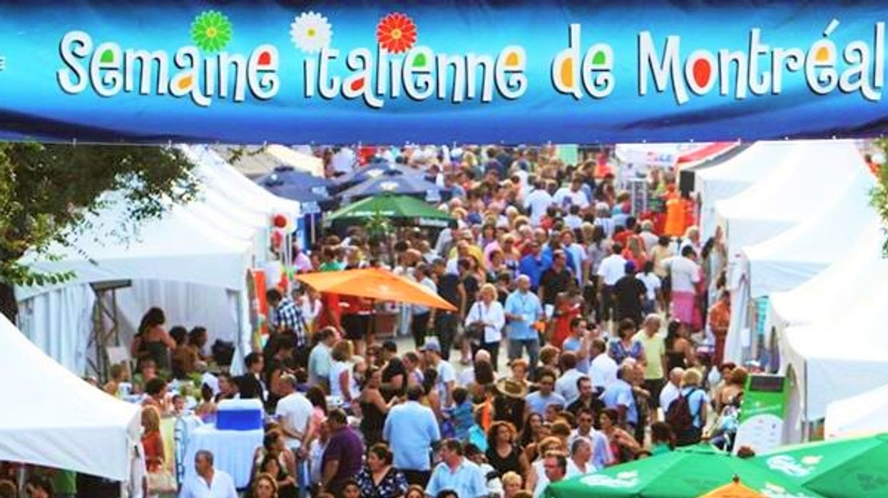 14 Free Things You Can Do During Montreal's Italian Week 2017