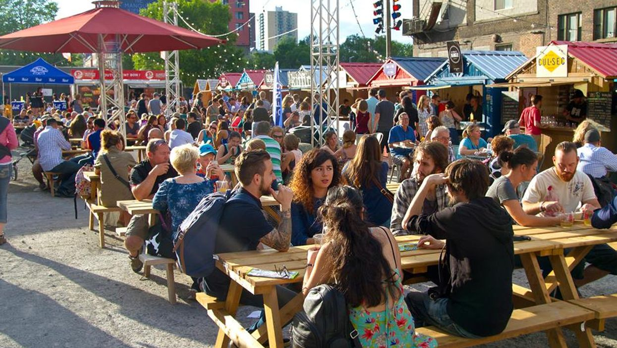 """Montreal's Saint-Catherine Street Hosting Huge """"Street Food"""" Festival Next Week"""