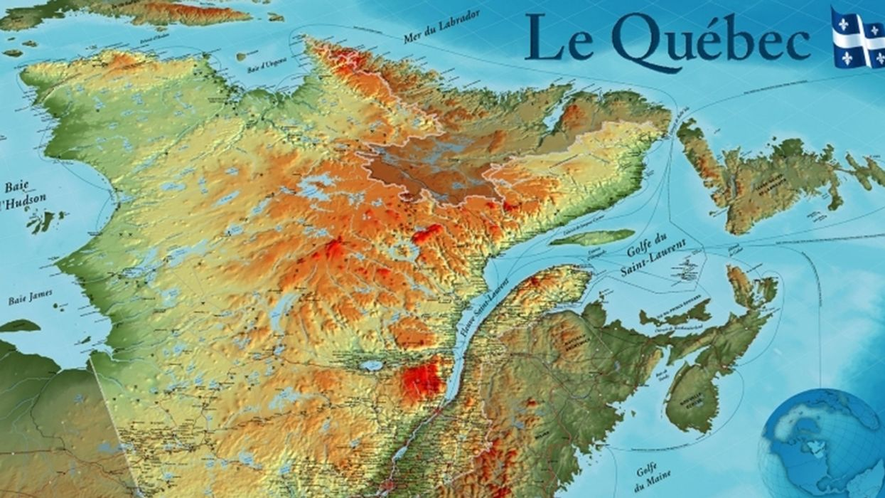 """Quebec Ranked """"Most Easily Offended"""" Province In Canada, And We Think That's Offensive"""