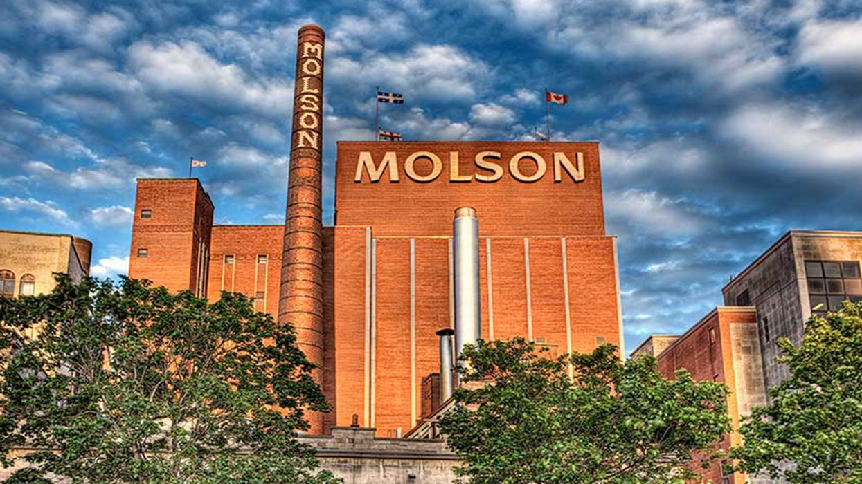 It's Official, Montreal's Iconic Molson Brewery Is Moving
