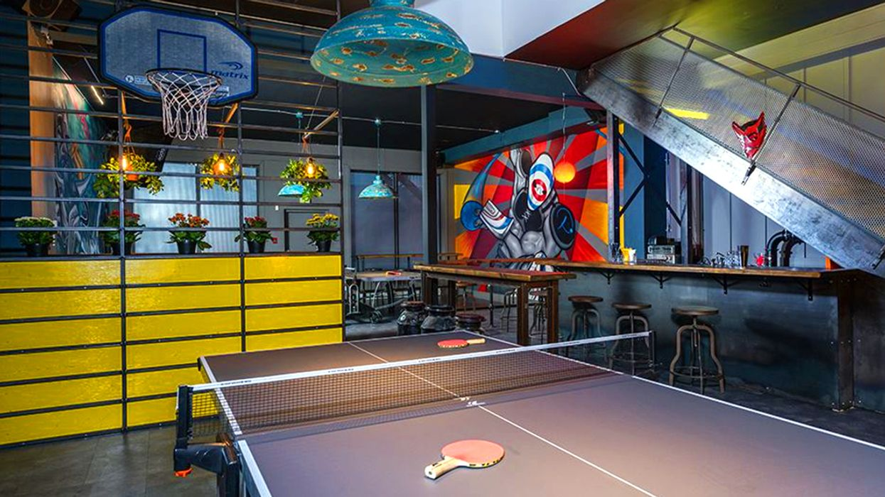 """Montreal Opens All-New """"Ping-Pong"""" Bar And It Looks Fun AF (10 Photos)"""