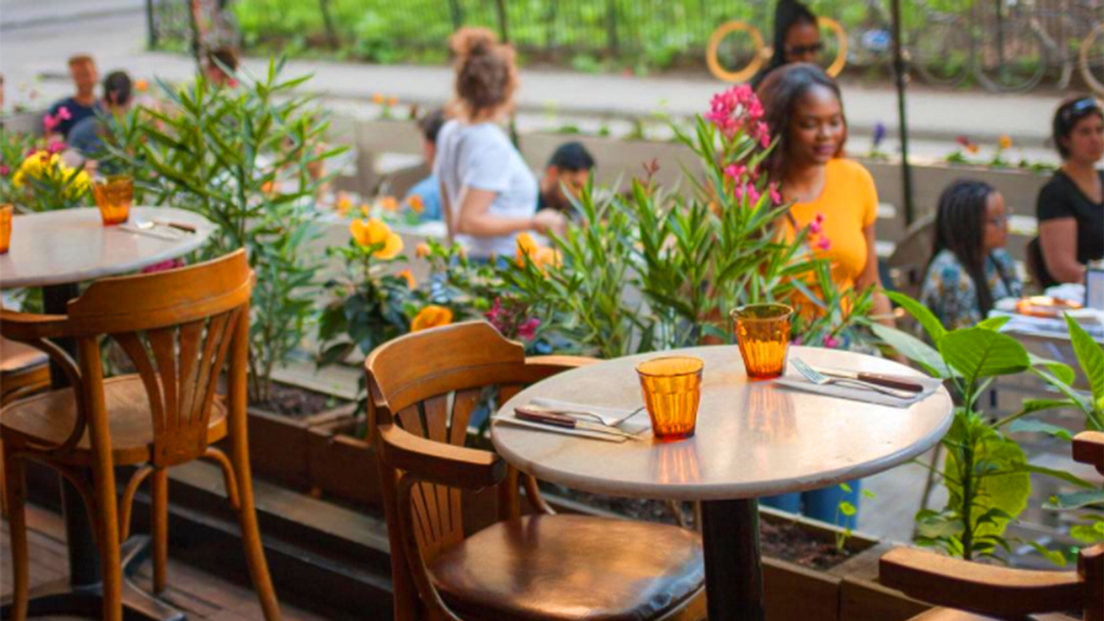 """Try These 14 Montreal Cafes For A Magical """"Outdoor Coffee Experience"""""""