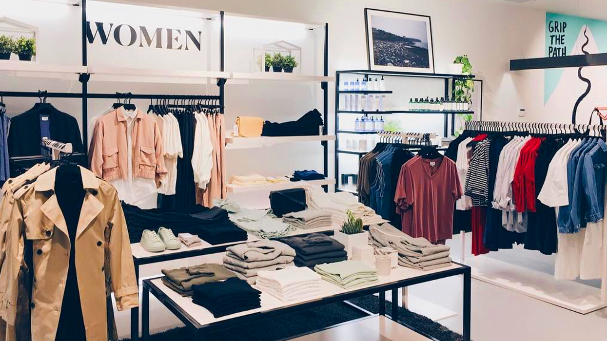 Montreal Hosting A Frank And Oak 70% Off Warehouse Sale For Men & Women This Week