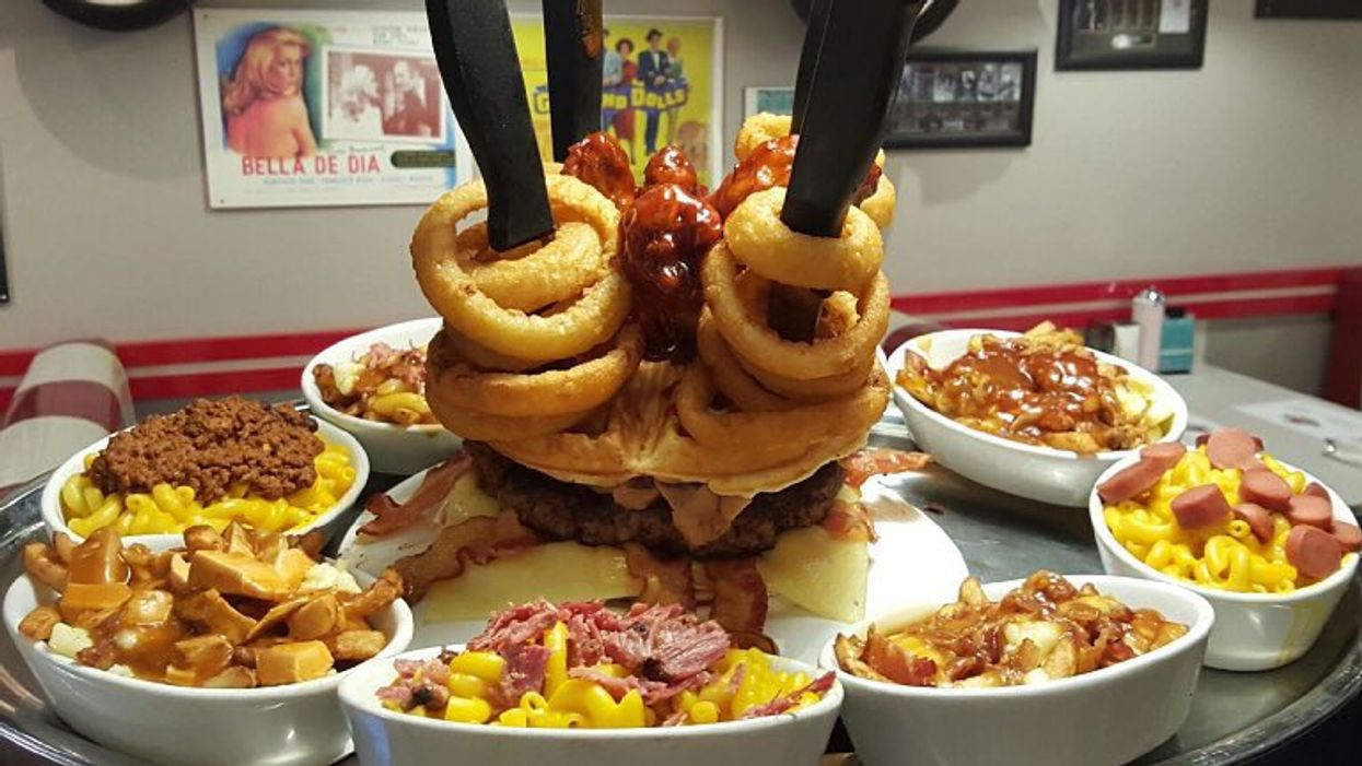 9 Insane Food Challenges In Montreal You Must Try At Least Once In Your Life