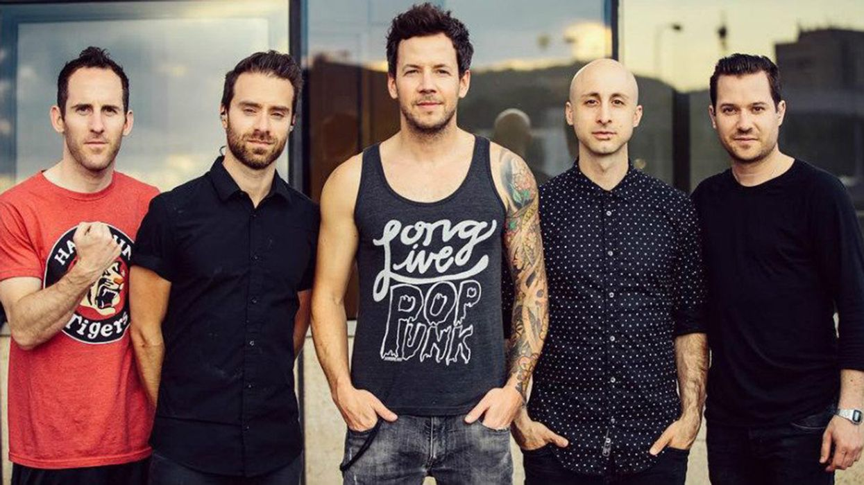 It's Official, Simple Plan Is Coming To Montreal