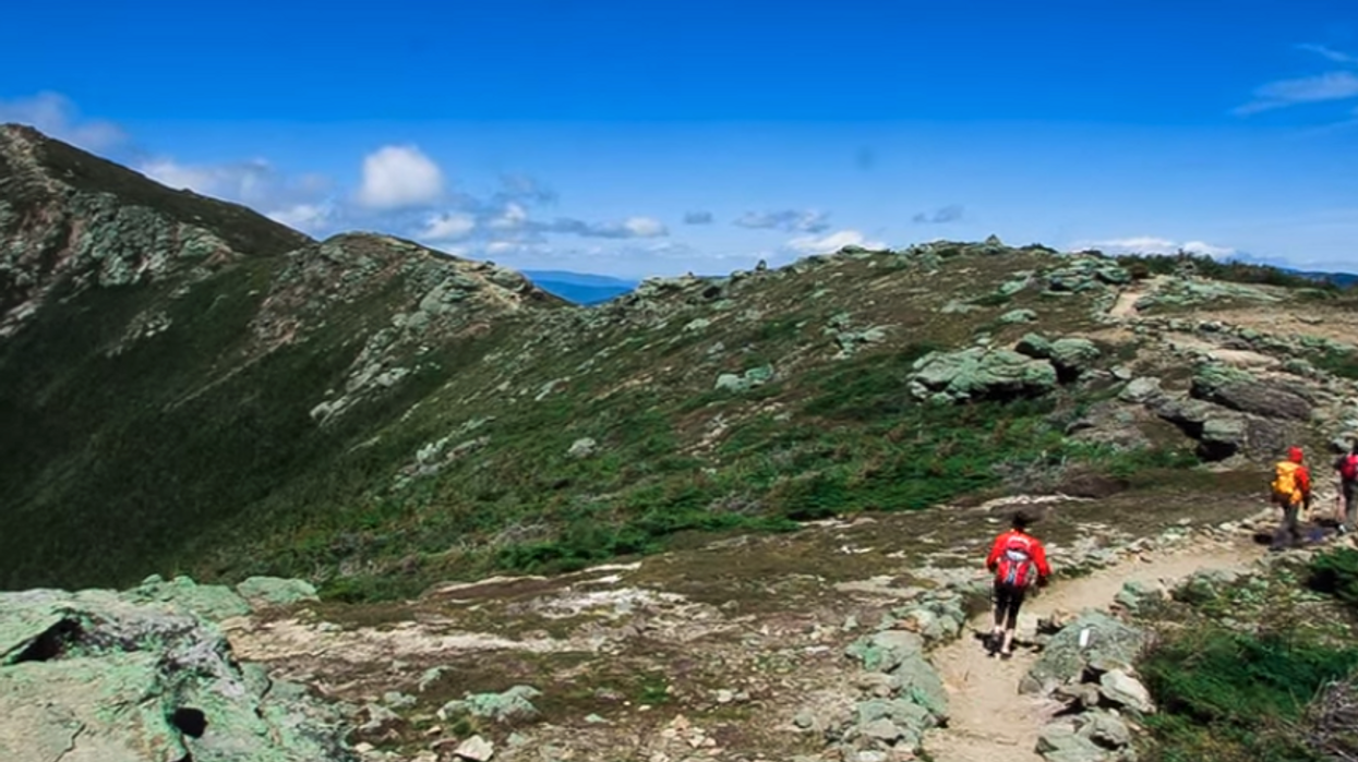 """Epic Hiking Trail Near Montreal Ranked #1 """"Best In The World"""""""