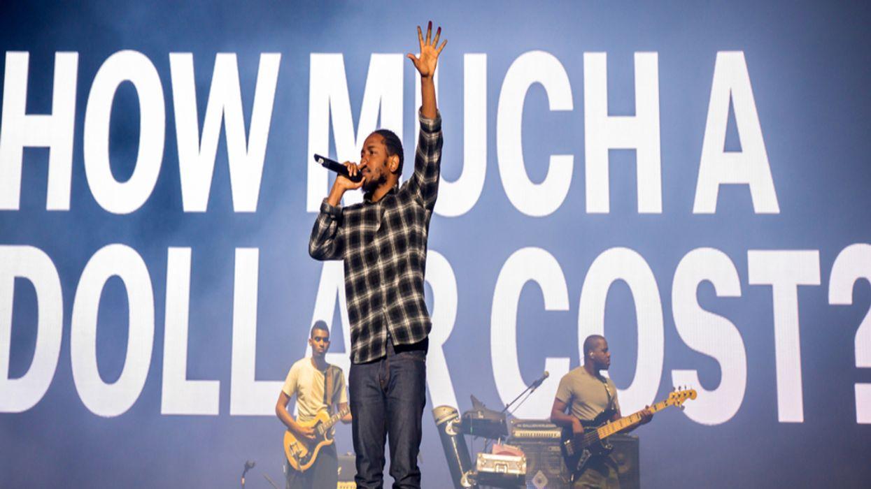 Kendrick Lamar Is Opening Pop-Up Shop In Montreal
