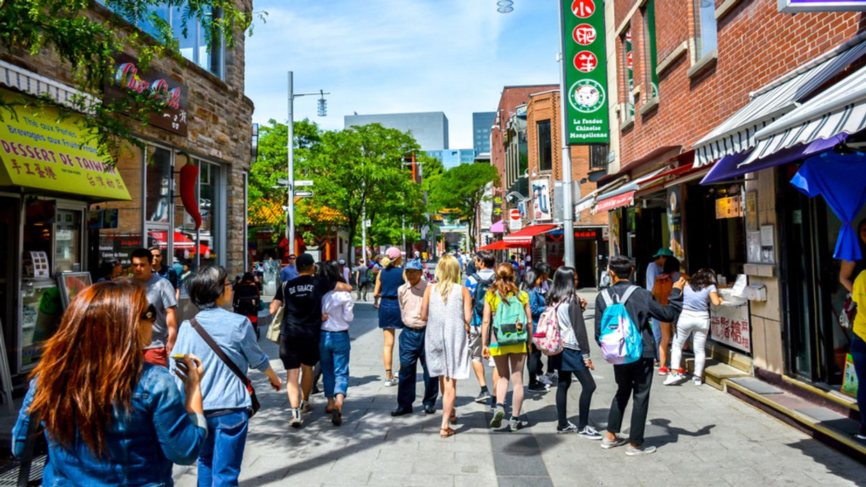 Montreal Chinatown Hosting A Giant Sidewalk Sale This Summer