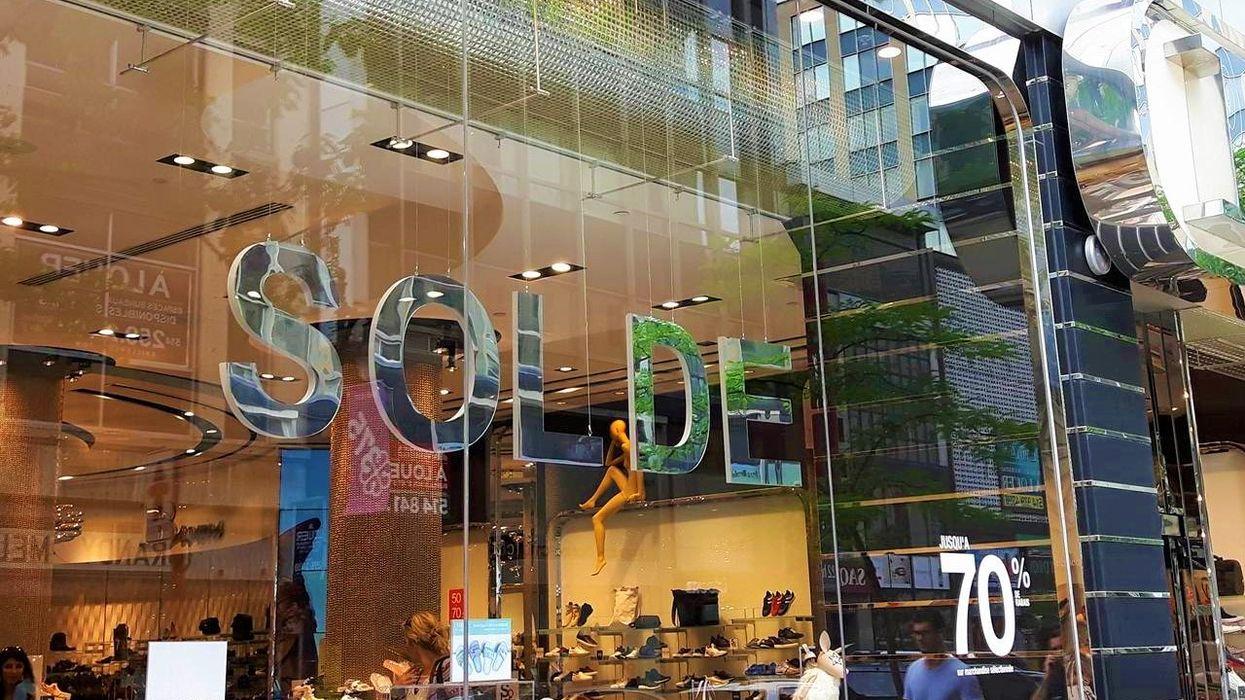Montreal Is Having A Huge 70% Off Designer Shoe Sale This Weekend
