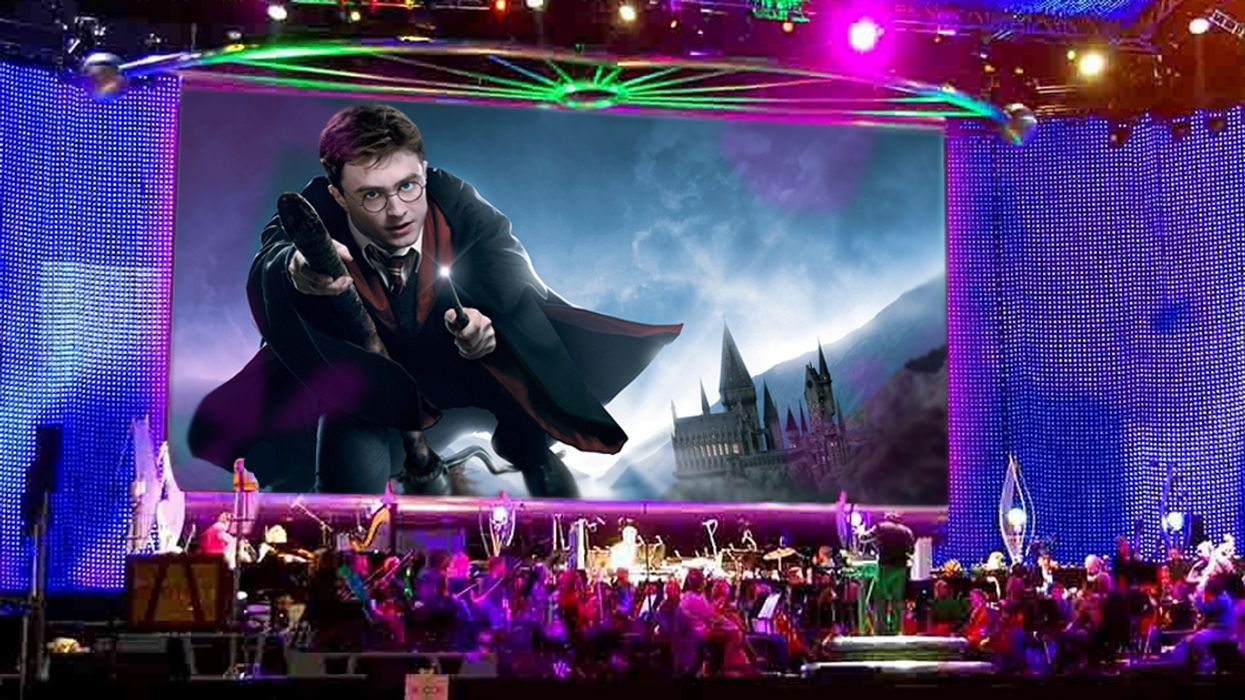 """Montreal Is Hosting A Massive """"Harry Potter"""" Live Concert This July"""