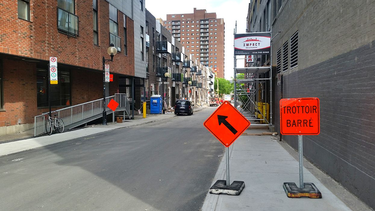 Well, Looks Like Montreal REALLY Fucked Up Again!