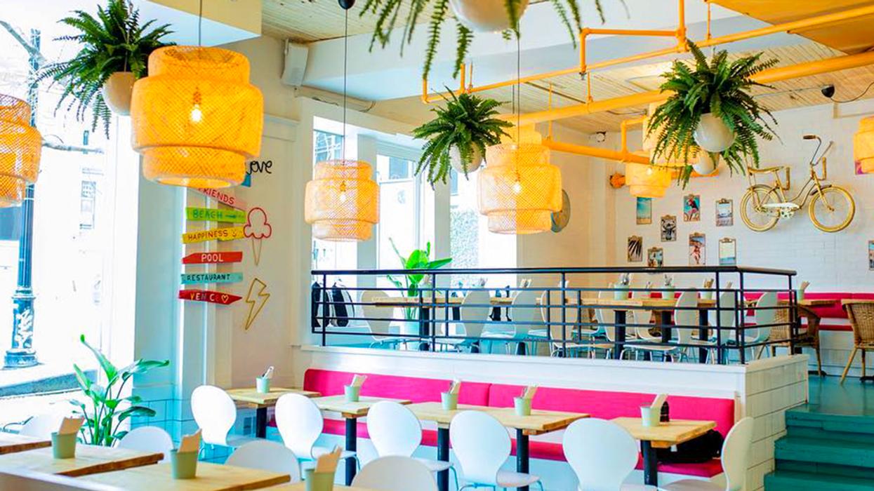 8 Good Montreal Restaurants And 2 Amazing Ones!