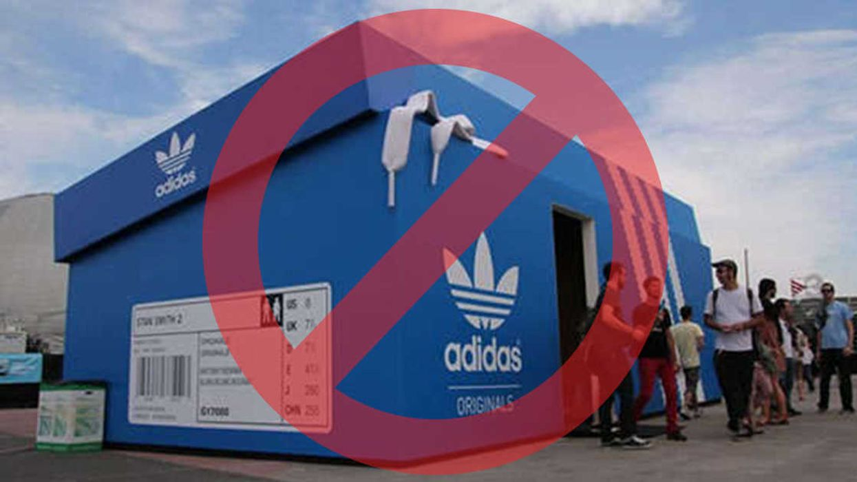 No, Adidas Is NOT Giving Away Free Shoes To Everyone To Celebrate Its Birthday
