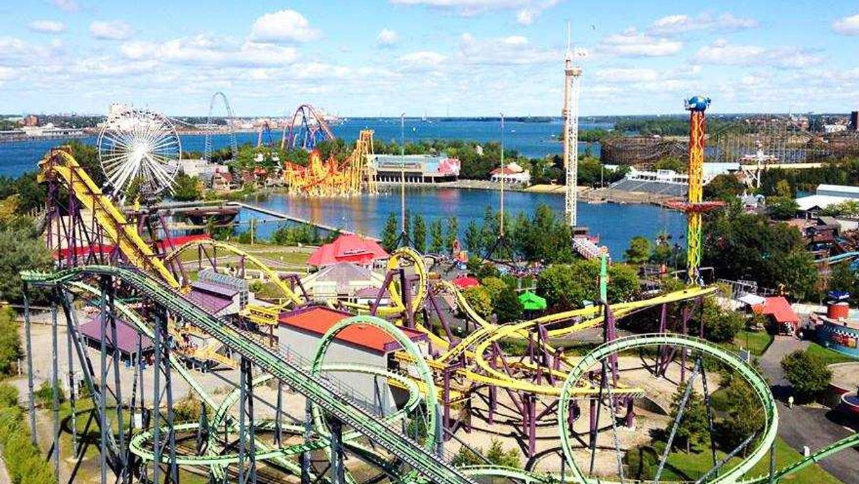 10 Reasons Why You Should Go To La Ronde Summer 2017