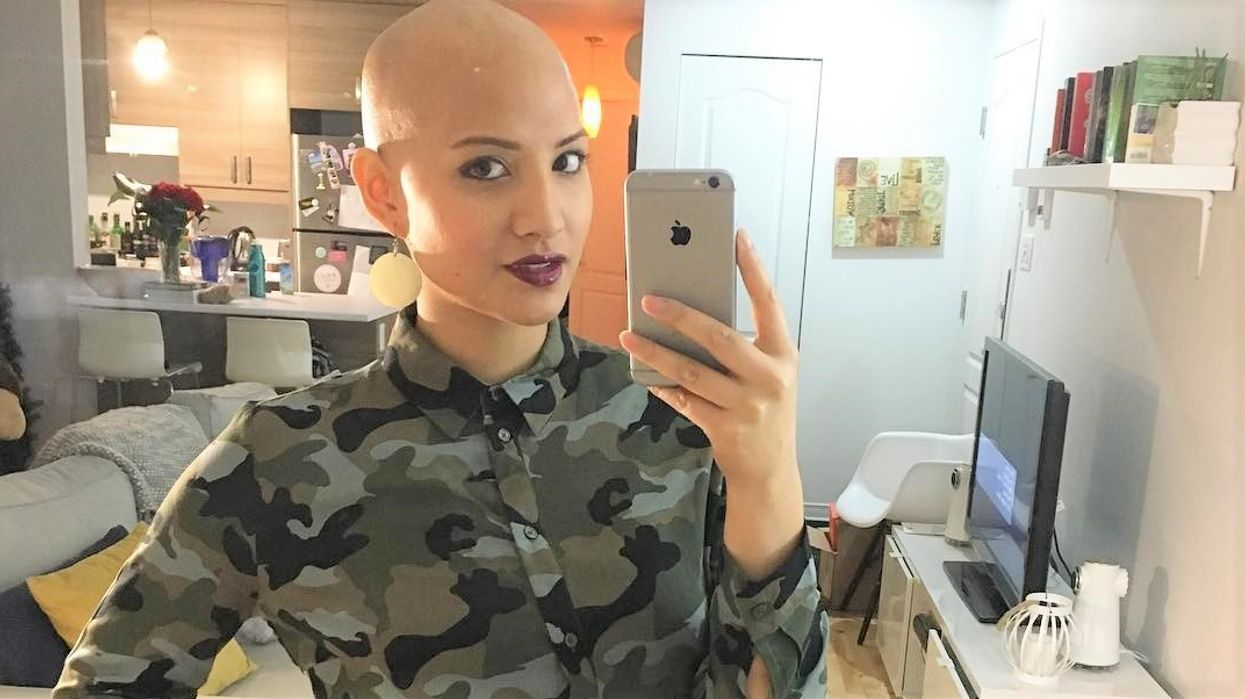 The Inspirational Montreal Woman Battling Breast Cancer That You Must Follow On Instagram