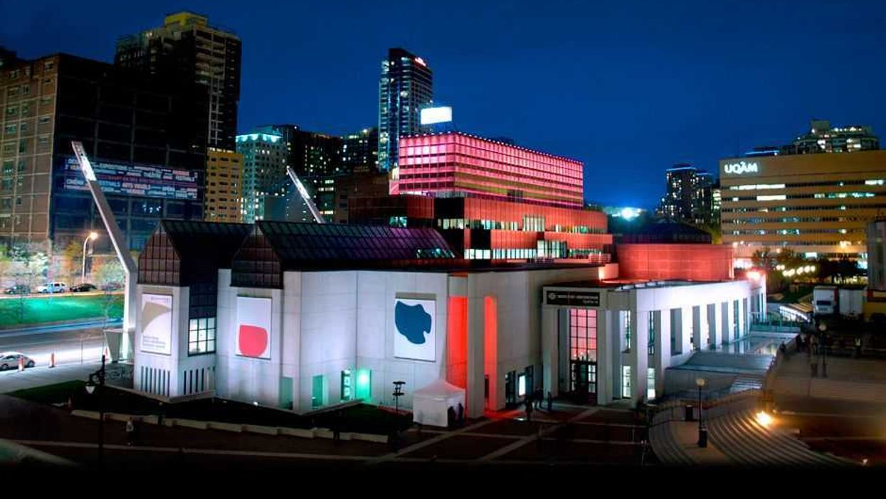 Downtown Montreal's Musée D'Art Contemporain Will Be Free This May