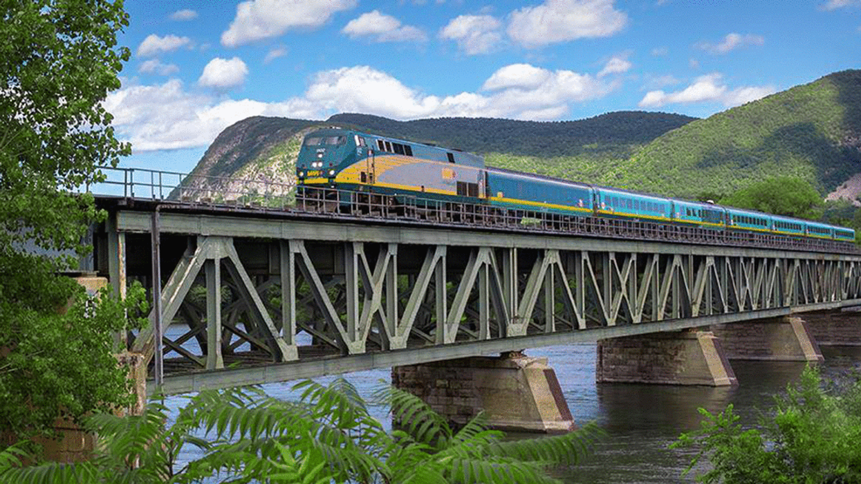 VIA Rail Canada Unveils Unlimited Travel Summer Pass For $499