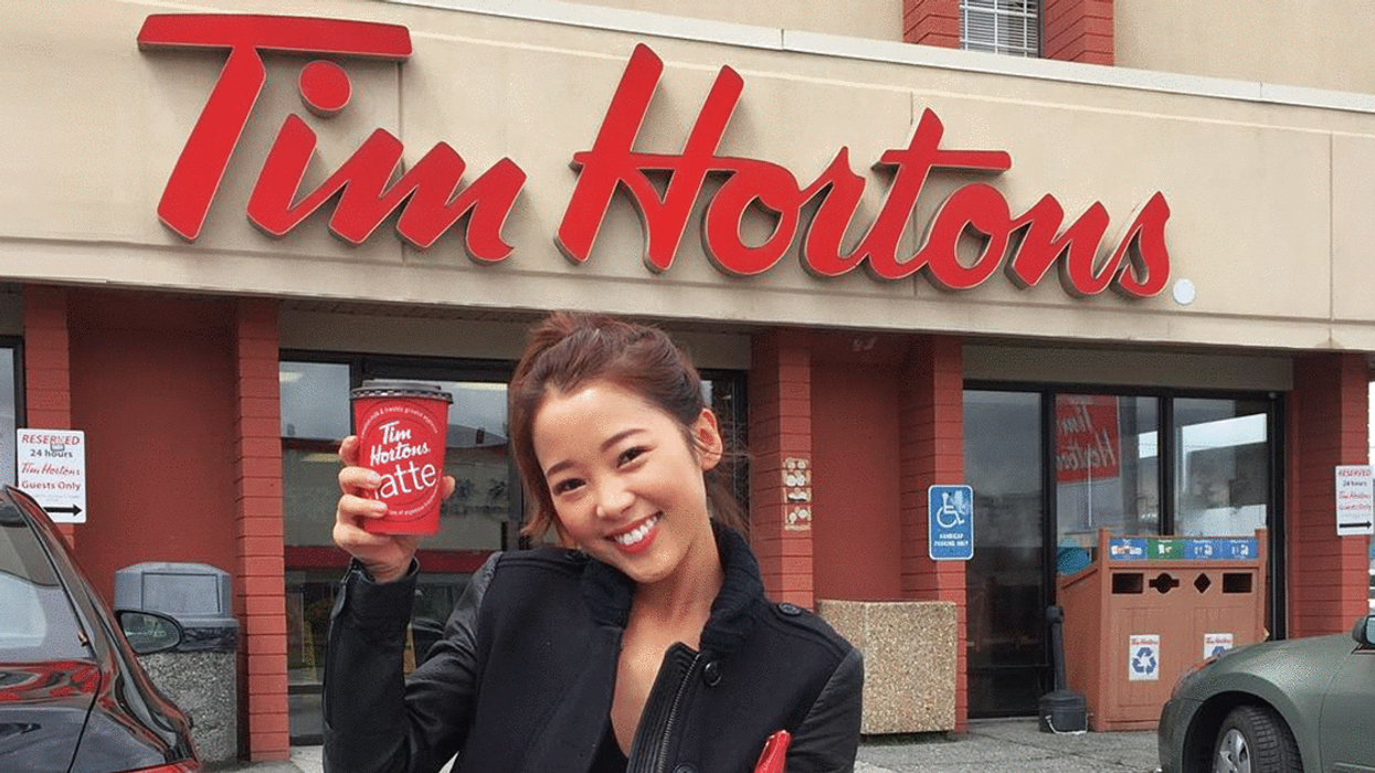 """Tim Hortons Hosting A """"Free Coffee Day"""""""