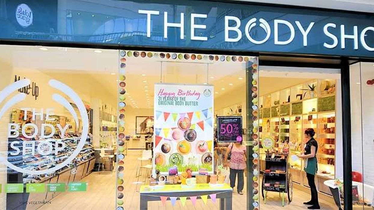 The Body Shop Is Having A Huge 75% Off Sale In All Montreal Stores