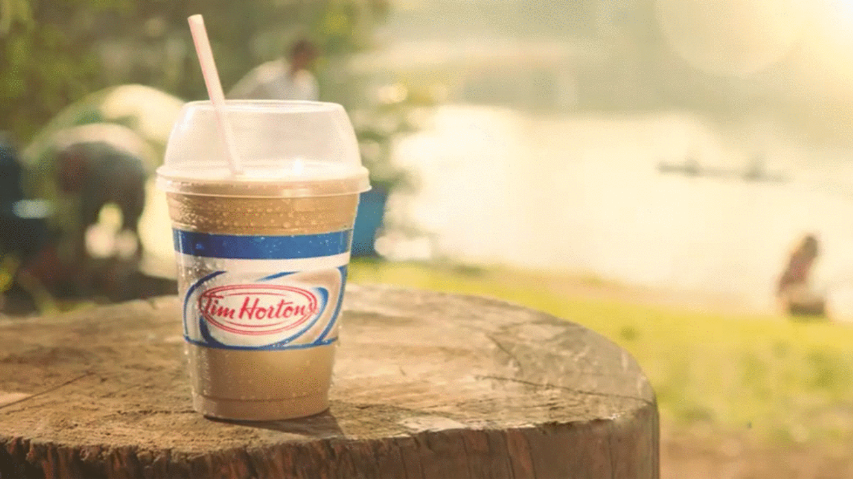 Tim Hortons Iced Capps Are Going To Be Only $1.99 This Summer