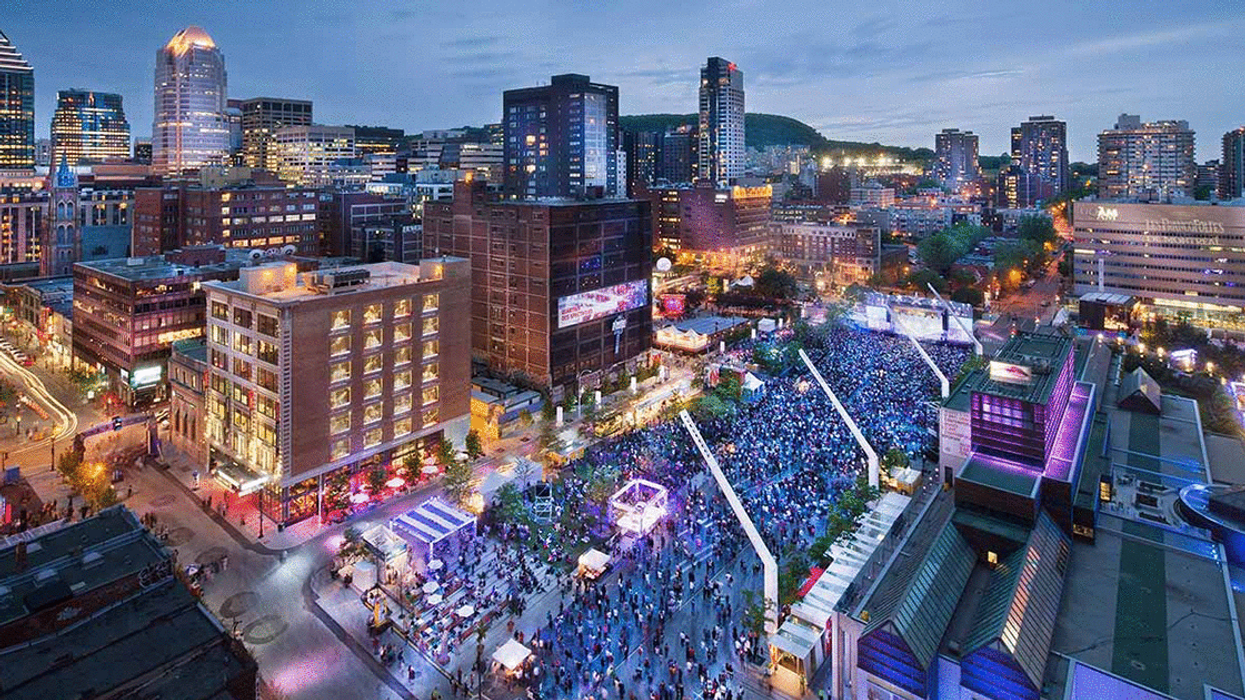 """Montreal Is Building All-New $67,000,000 """"Urban Terrasse"""""""