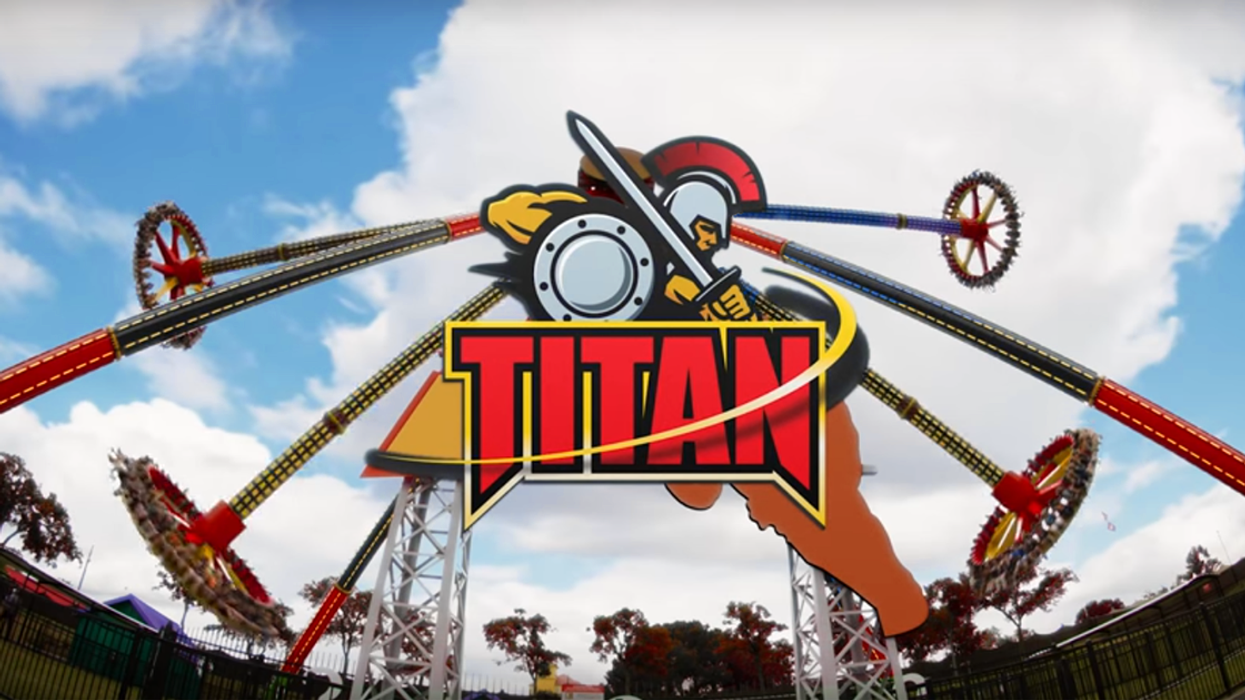 Montreal's La Ronde Is Getting All-New Mega Thrill Ride This Summer