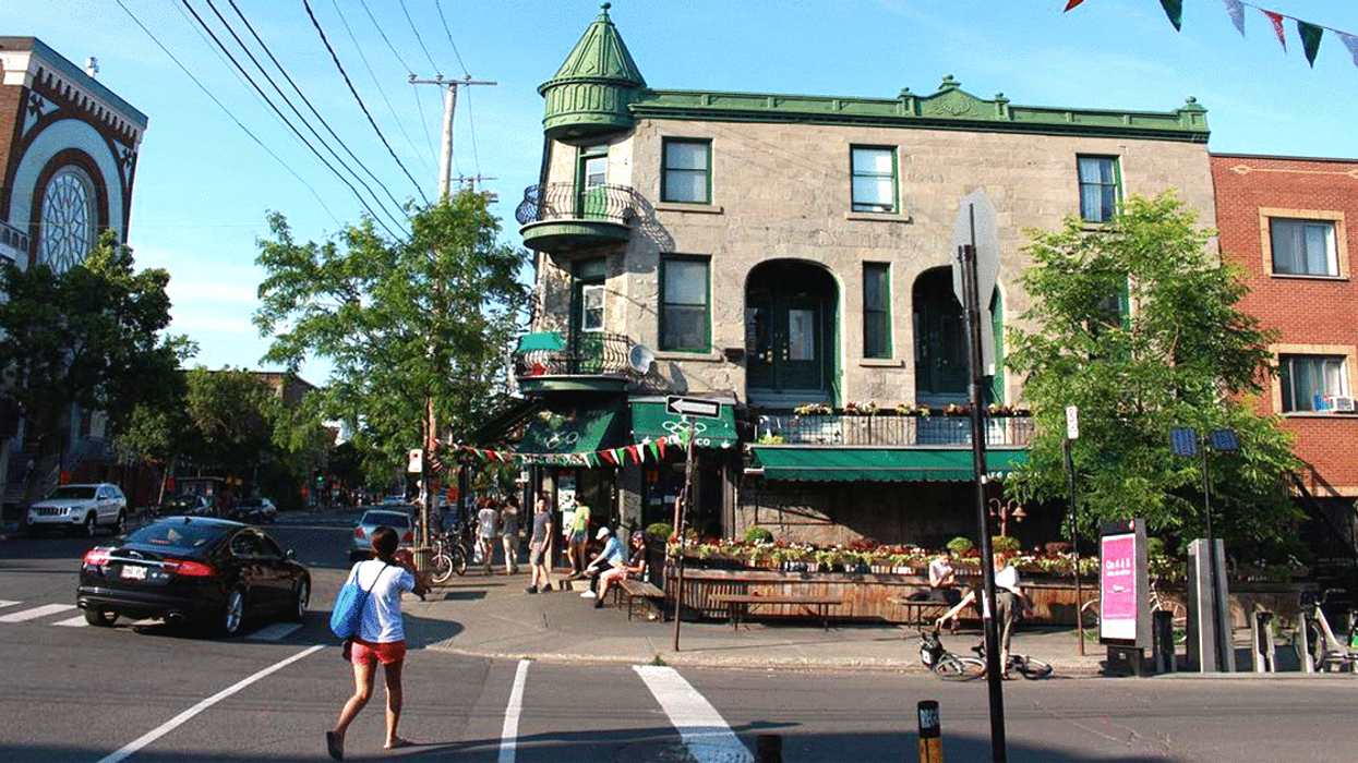 "Montreal Closing Off Saint-Viateur Street For Huge ""Block Party"""